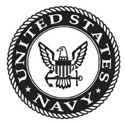 Navy logo for individual grave markers